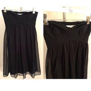 Diane Von Furstenberg Black Silk Asti Dress 2